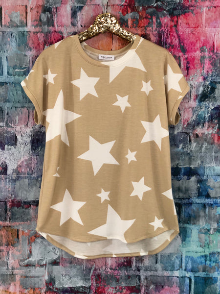 """Shoot For The Stars"" Top"