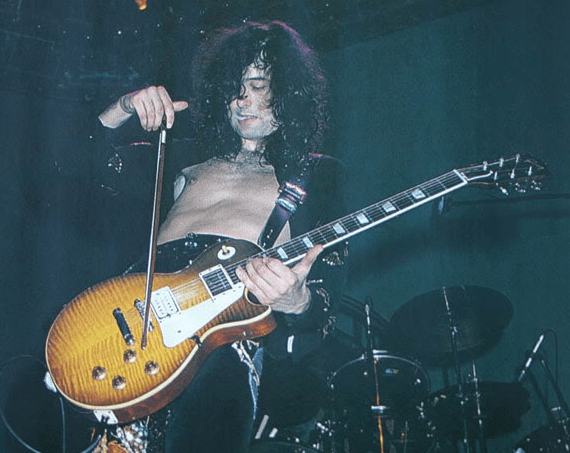Iconic Guitars of Jimmy Page