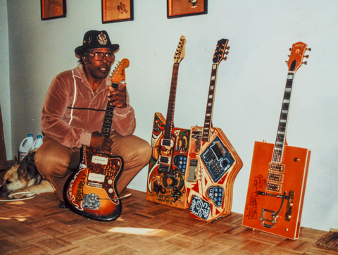 Bo's Guitars