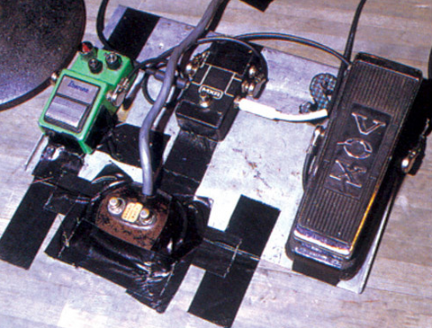 S.R.V. Pedals