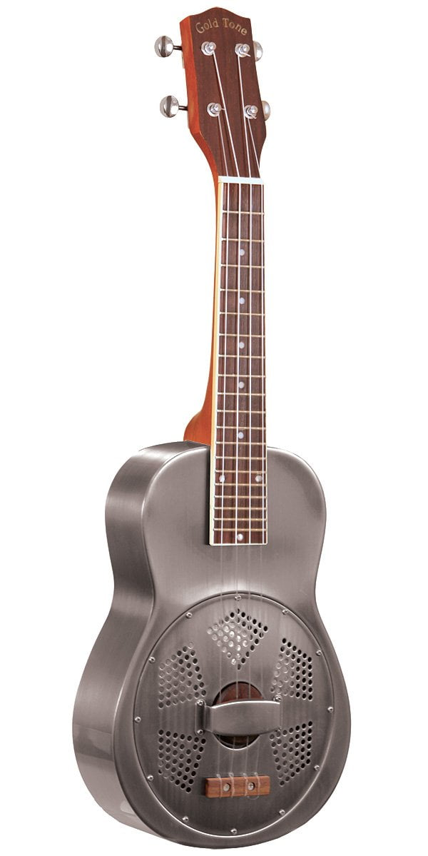 Resonator Concert-Scale Ukulele For Left Handed Players