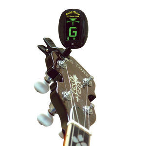 Clip-On Instrument Tuner