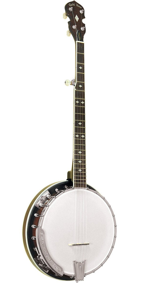Bg-250 Professional Bluegrass Banjo For Left Hand Players