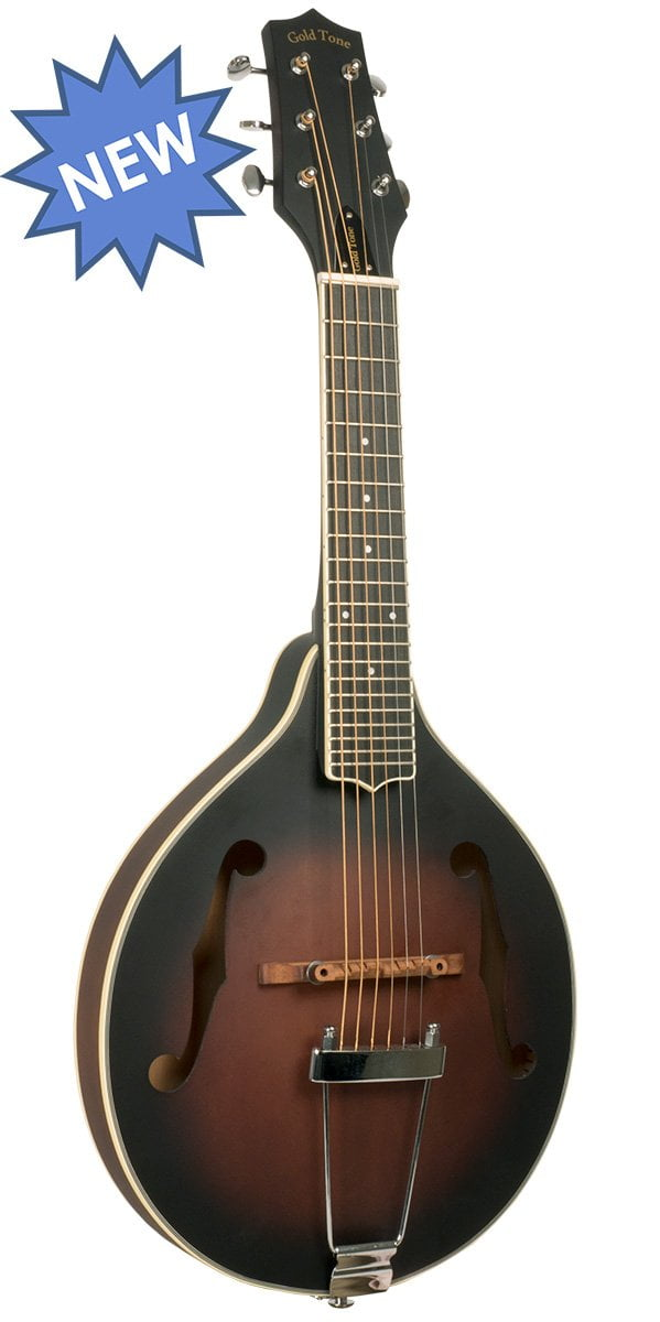 A-6 A-style Mando-Guitar For Left Hand Players