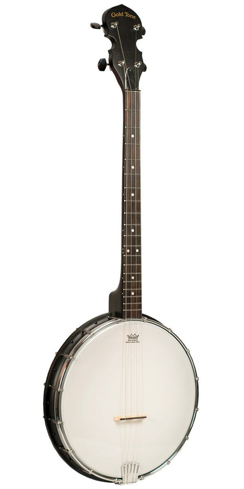 AC-4 Acoustic Composite 4-String Openback Tenor Banjo For Left Hand Players