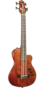 "Me-Bass 23"" Scale Solid Body Microbass For Left Hand Players"