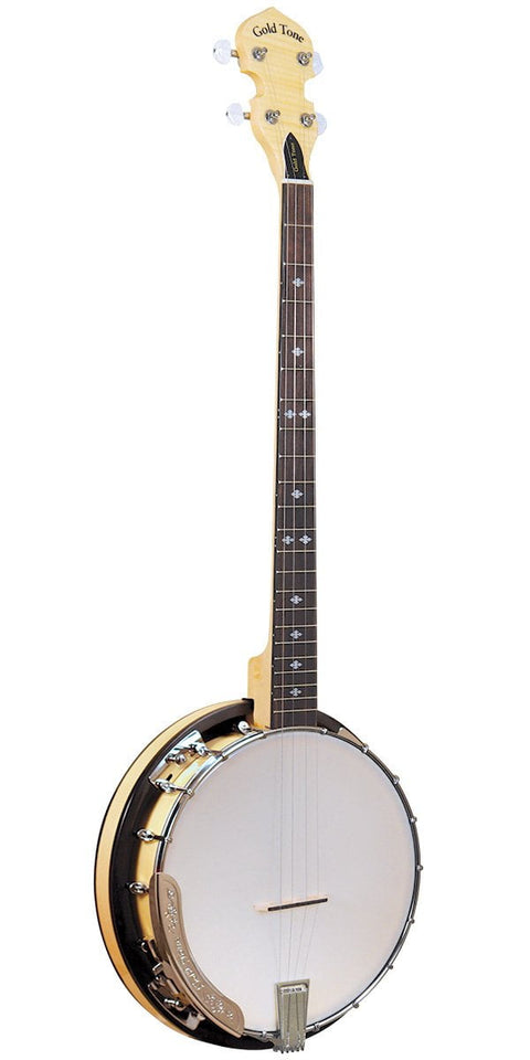 Cripple Creek Plectrum Banjo For Left Hand Players