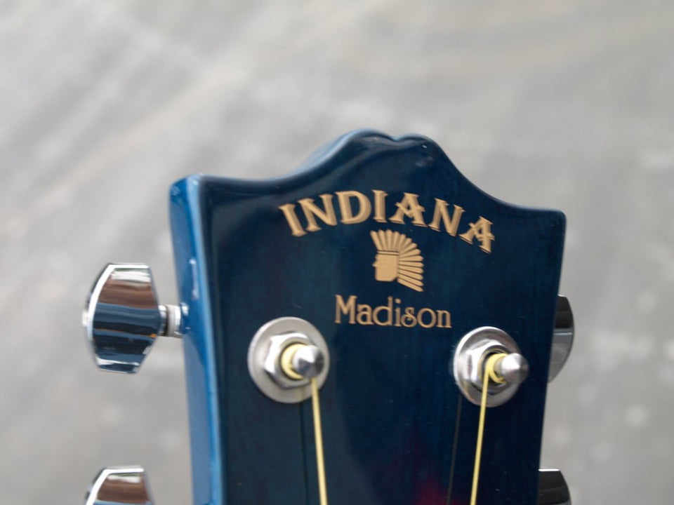 Madison Acoustic/Electric Blue