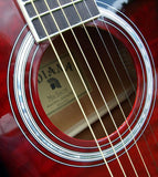 Madison Acoustic/Electric Red