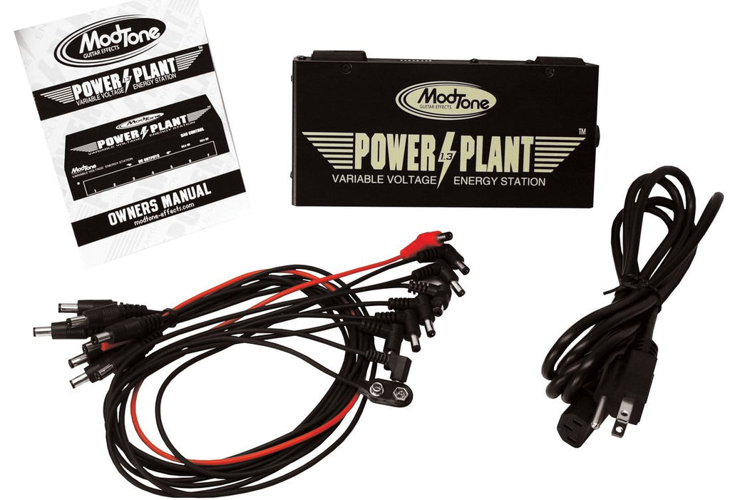 MT-POWP Power Plant 1.3 Isolated Power Supply