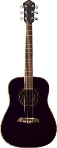 Black 3/4 Size Dreadnought Acoustic