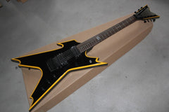 Black Dean Razorback 255 Dimeslime Electric Guitar