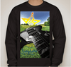 Sunfield Six String Sunset Long Sleeved T-Shirt