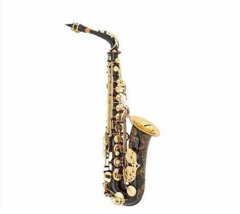 Black and Gold  YAS-875 EX Alto E-flat Professional Saxophone - Sunfield Music