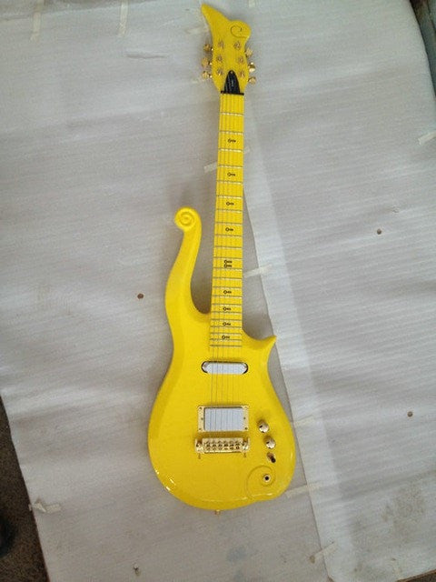 Diamond Series Prince Cloud Electric Guitar