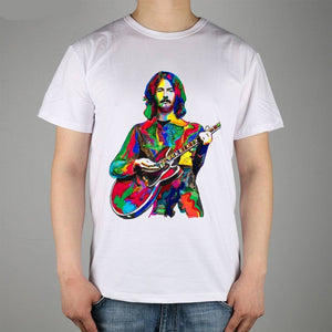 Eric Clapton Pyschadelic T-Shirt - Sunfield Music