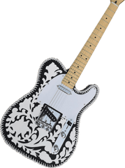 The Jennings TL Electric Guitar
