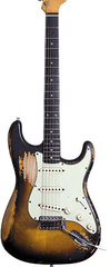 '62 Fruscnte Relic ST Electric Guitar
