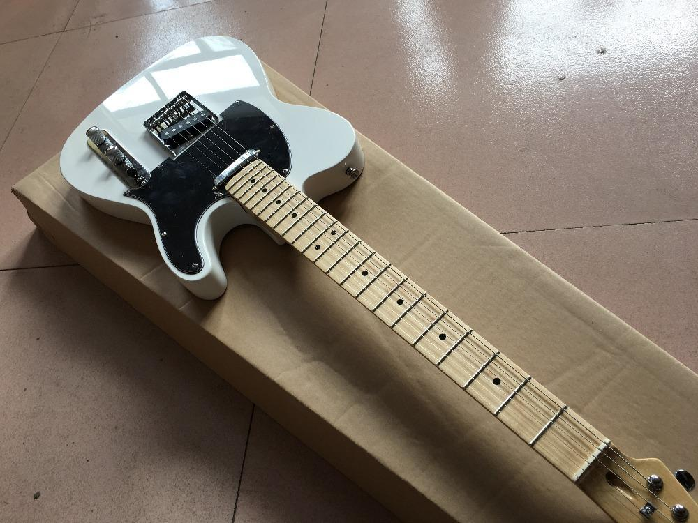 Custom Shop Arctic White finish TL Electric Guitar