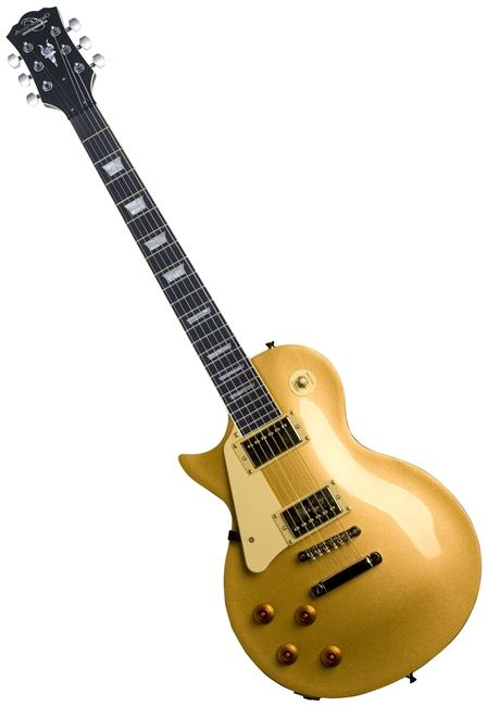 OE20 Goldtop LP Style Electric Guitar