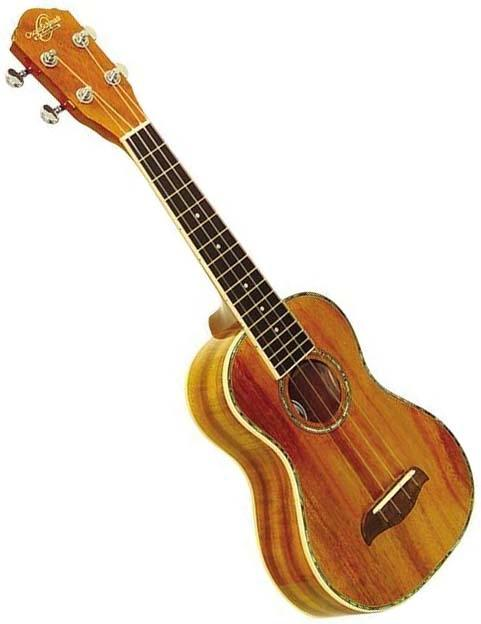 Oscar Schmidt OU5 Concert Ukulele (out of stock until mid-june 2018)