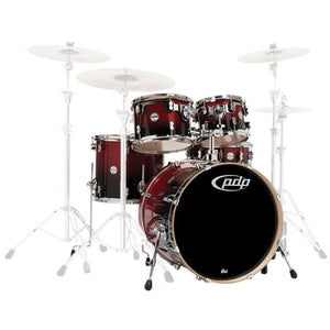 PDP CB5 Concept Birch 5-Piece Drum Set Shell Pack
