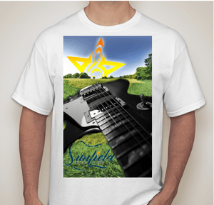 Sunfield Six String Sunset T-Shirt