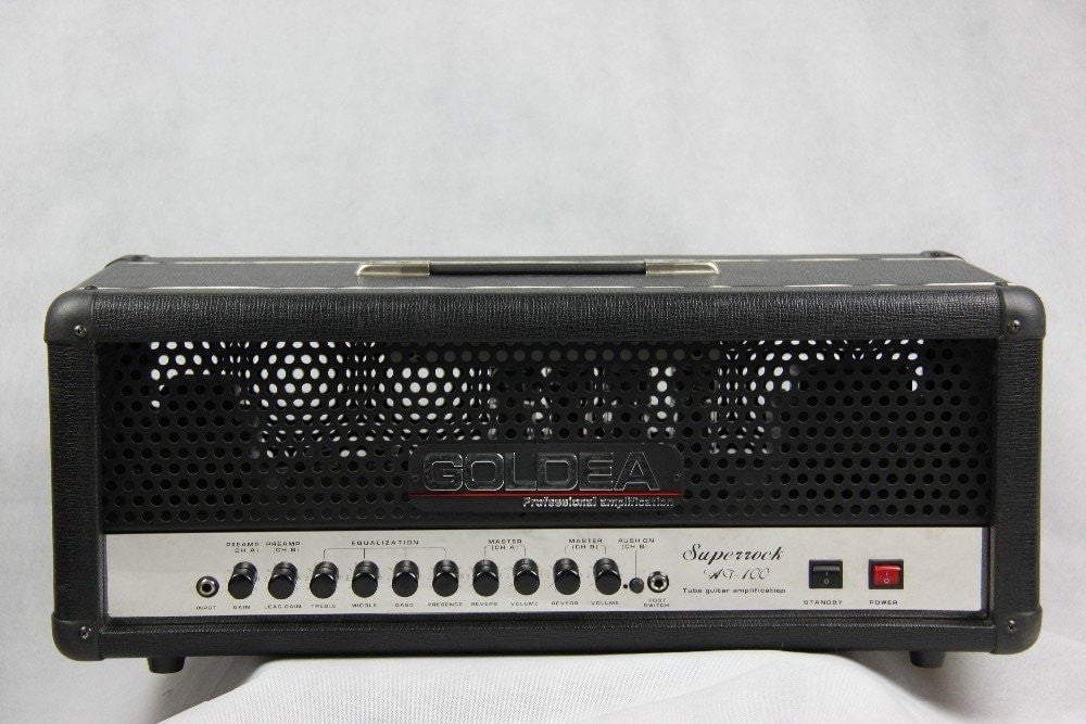 Amp - All Tube Superrock AT-100 Amplifier