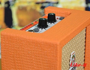 Amp - Orange Micro Crush CR3 3w Amplifier