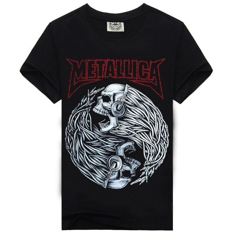 Apparel - 13 Variants Of Hard Core Rock Tees