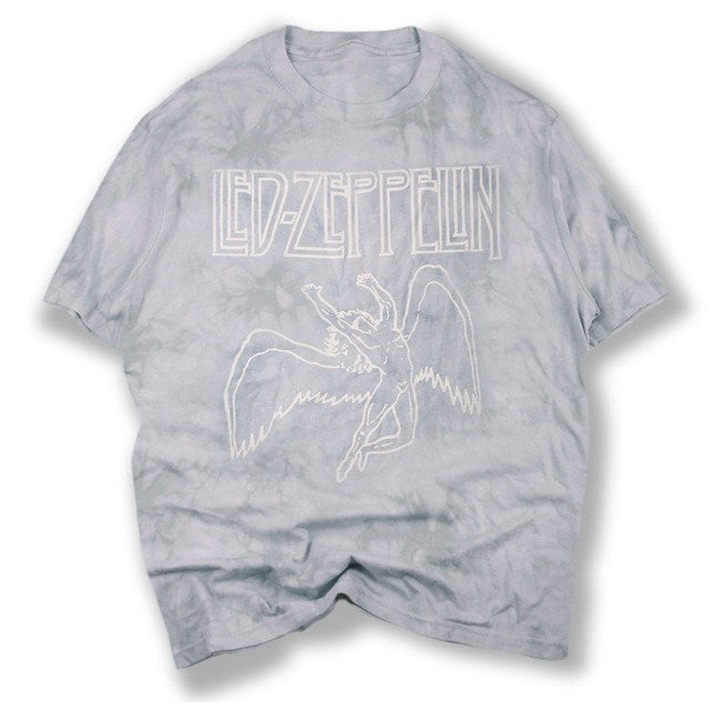 Apparel - 20 Variants Char Pattern Rock Tees
