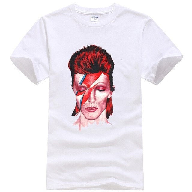 Apparel - 6 Variations Of David Bowie T-Shirts