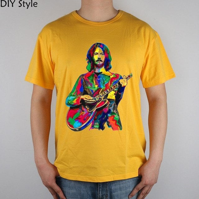 Apparel - Eric Clapton Pyschadelic T-Shirt