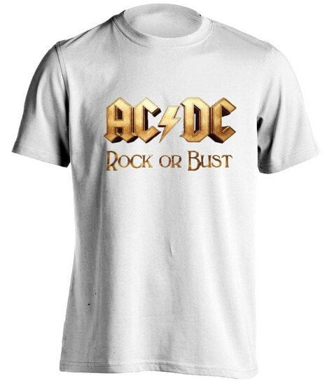 Apparel - Rock Or Bust AC/DC T-Shirt