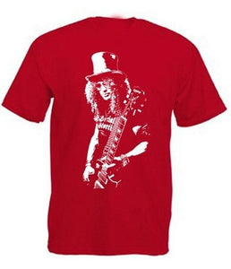 Apparel - Slash Rock Band T-Shirt