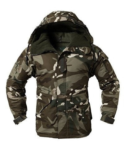 Apparel - SouthPlay Waterproof Camo Jacket : 10 Variations