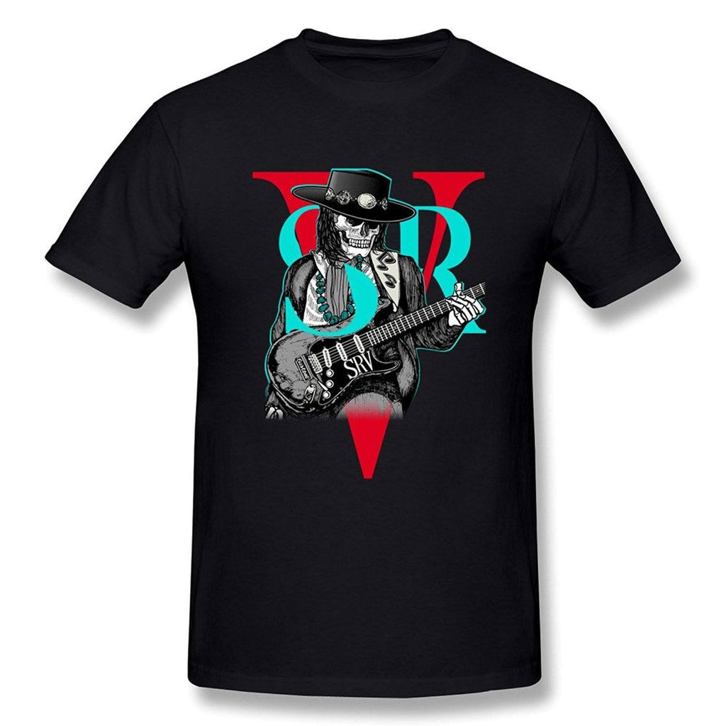 Apparel - Stevie Ray Vaughan SRV T-Shirt