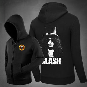 Apparel - The Slash Hoodie