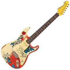 Thomas Blug 'Summer of Love' ST Style Electric Guitar