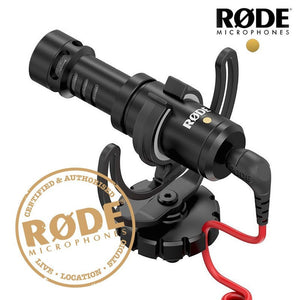 Rode VideoMicro Compact On-Camera Recording Microphone