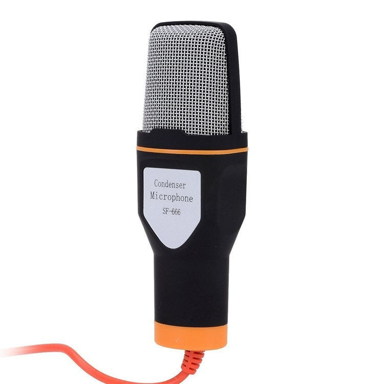 Hot Professional Microphone Condenser with Clip - Sunfield Music