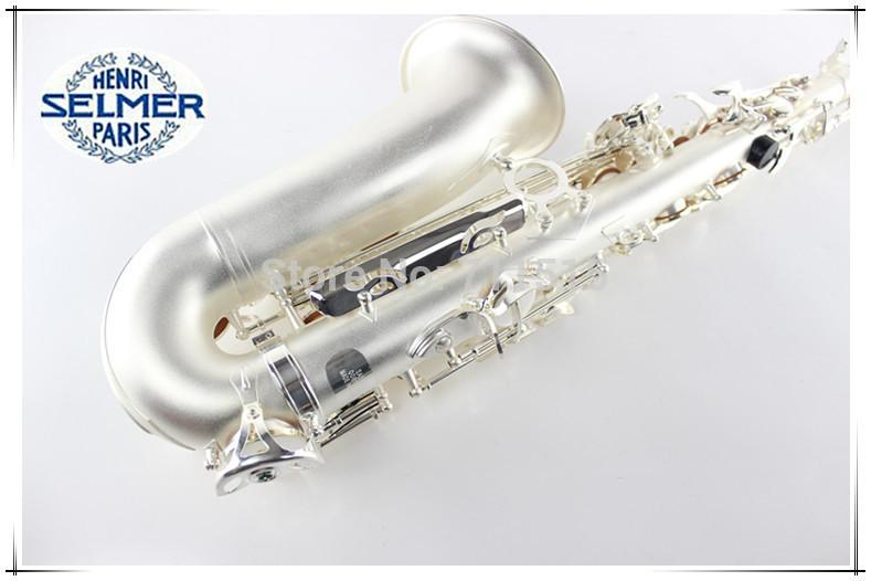 France Selmer SAS-R54 Eb Alto Saxophone 54 with Sax Mouthpiece