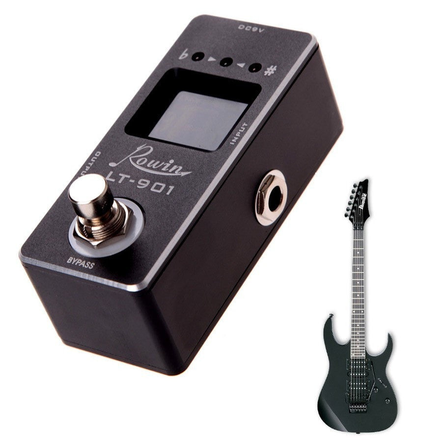 Donner LT-901 Chromatic Guitar Pedal Tuner