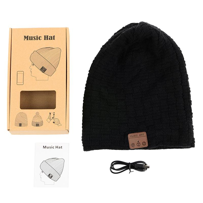 2017 Beanie Wireless Bluetooth