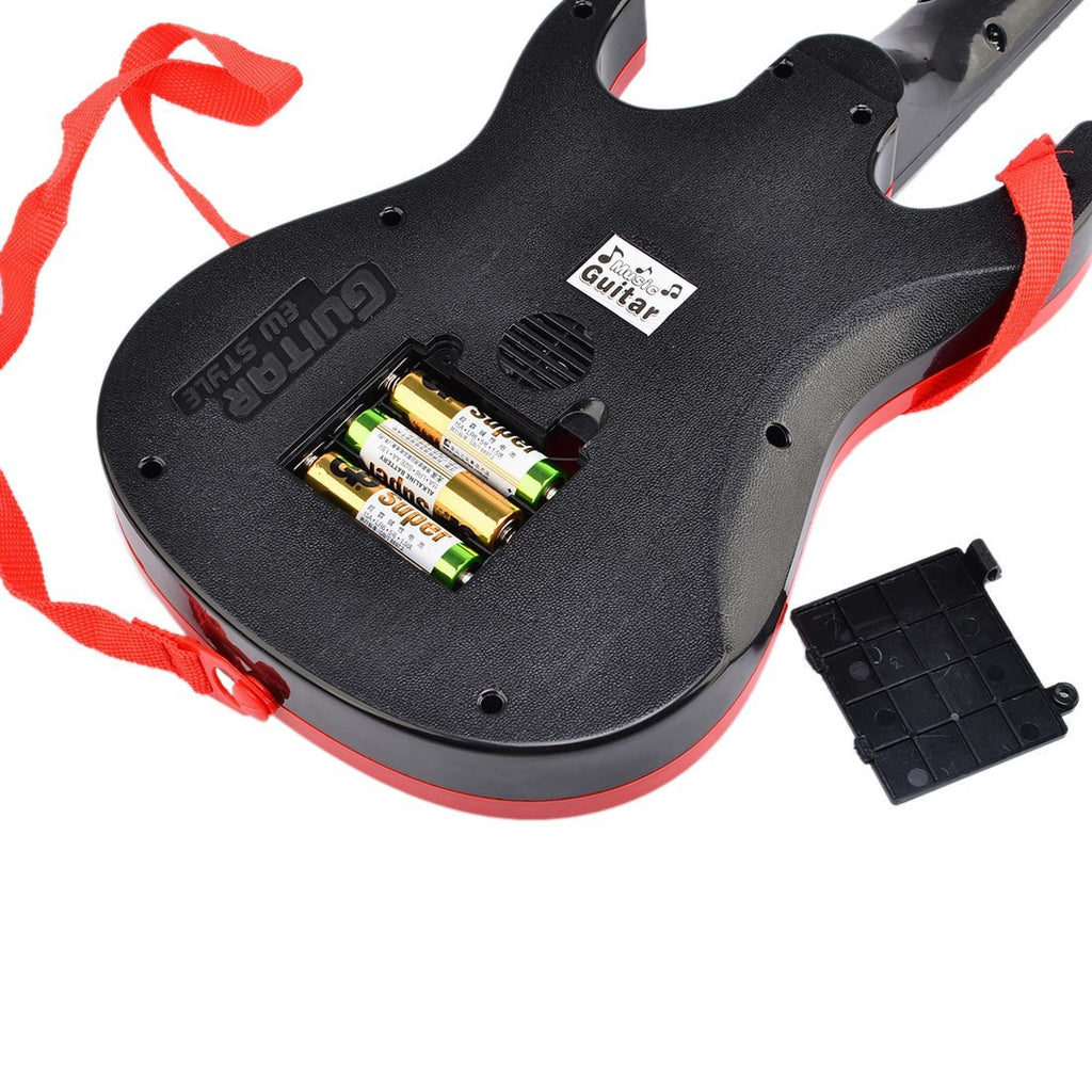 MQ Rock Band Music Electric Guitar for Kids