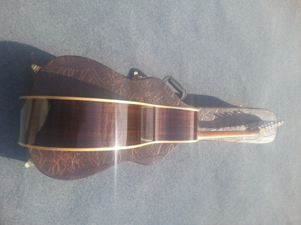 High Quality Acoustic Guitar with Abalone - Sunfield Music
