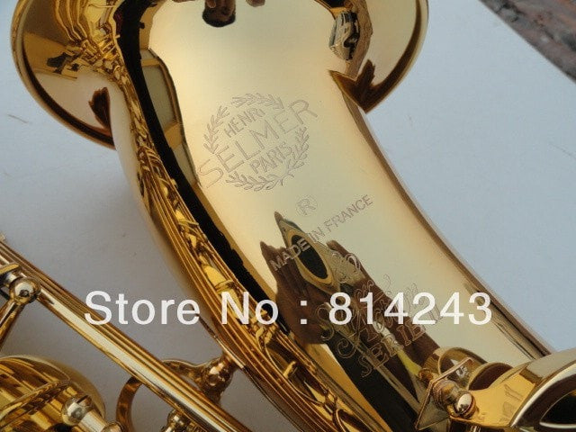 Selmer Bb Tenor Saxophone Super Action 80 Series