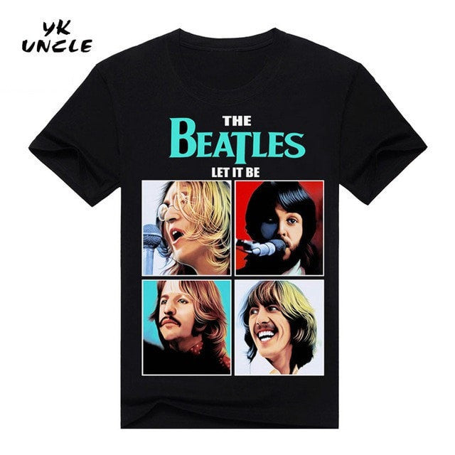 Beatles Let it Be T-Shirts - Sunfield Music