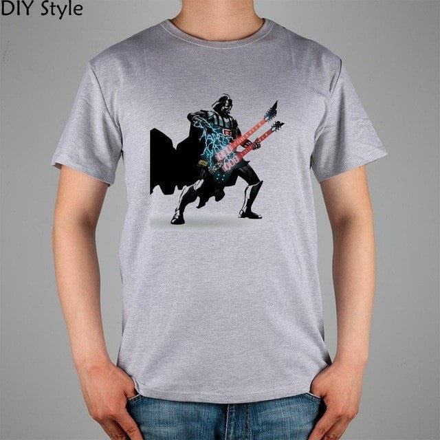 Darth Rocker T-Shirt by DIY Style