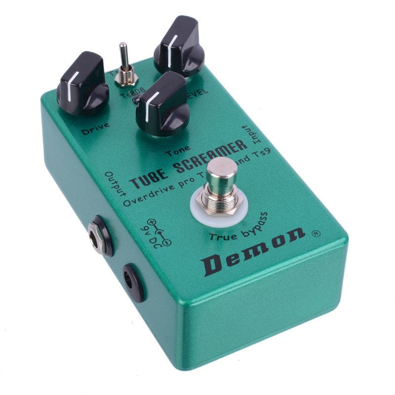 Vintage Demon TS808 Tube Screamer Overdrive Pro - Sunfield Music